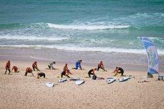 Русская школа сёрфинга в Португалии