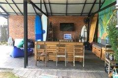 Детский сёрф лагерь на Бали 2018