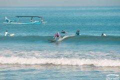 Уроки сёрфинга на Бали