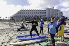 Новогодний сёрф тур на Фуэртевентуру 2018