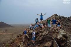 Побывали в кратере потухшего вулкана