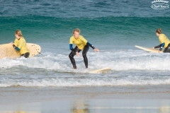 Первая пойманная волна