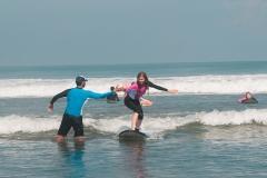 Уроки сёрфинга для начинающих