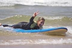Уроки сёрфинга в Лагош