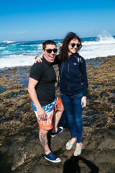 Отзыв о сёрфинг туре на Канарские острова от Нино