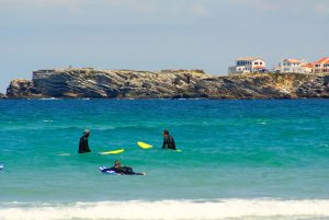 Сёрфинг школа в Atouguia da Baleia