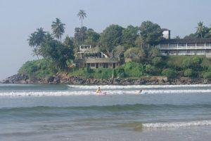 Сёрфинг школа в Хиккадува