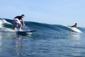 Школа сёрфинга в Куте