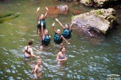 Водопады Гит-Гит