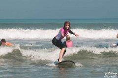Уроки сёрфинга для новичков на Бали