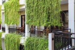 Наш отель в Куте