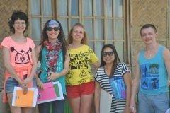 Уроки английского языка в сёрф-лагере на Филиппинах