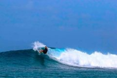 Сёрф сафари на Мальдивах