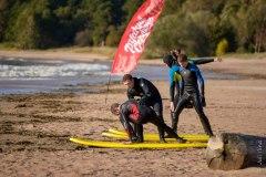 Уроки сёрфинга в Петербурге