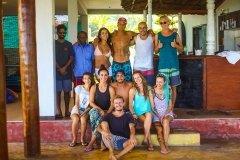 Сёрф лагерь на Шри-Ланке
