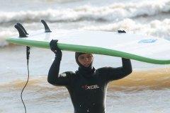 Сёрфинг в Петербурге