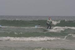 Первые уроки сёрфинга в Португалии, тур в октябре 2019