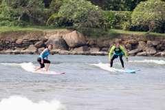Школа сёрфинга в Галле