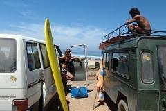 Сёрф-лагерь в Лагош