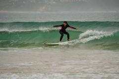 Обучение серфингу в ЮАР