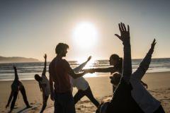 ЮАР, 8-дневный курс йоги и медитации!