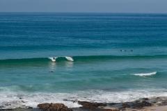 Уроки сёрфинга во время нашего новогоднего сёрф тура на Канары 2018