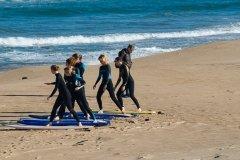 Уроки сёрфинга в Португалии