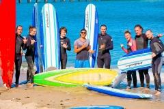 Школа сёрфинга в Лос-Анджелес США Калифорния