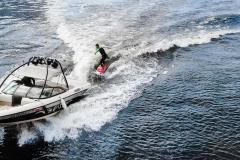 Вейк сёрфинг в Питере