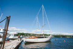 Прогулка на яхте в Питере