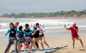 Сёрфинг школа в Чангу