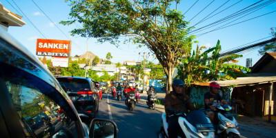 Байк и другие способы передвижения на Бали