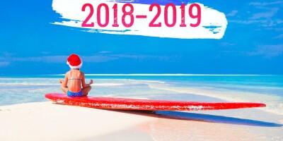 Сёрфинг на Новый год 2019, сёрф тур или кемп, что выбрать?