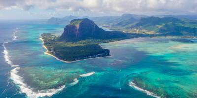 Сёрфинг на Маврикии