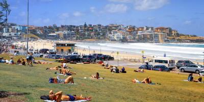 Сёрфинг в Австралии