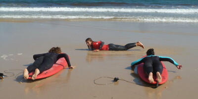 Групповая поездка в Португалию! Выиграй сёрфборд! (завершено)