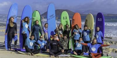 Сёрфинг в Испании на Канарских островах