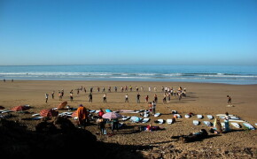 Сёрфинг школа в Агадире