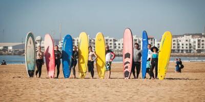 Сёрф-тур в Марокко в сентябре! (завершено)