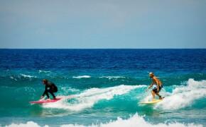 Сёрфинг на Фуэртевентура
