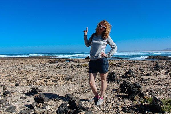 Отзыв о сёрфинг туре на Канарские острова от Насти