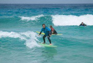 Детский сёрфинг лагерь в Испании