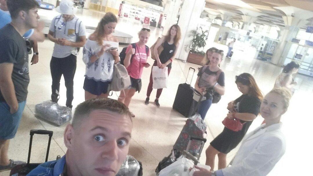 Аэропорт Агадира