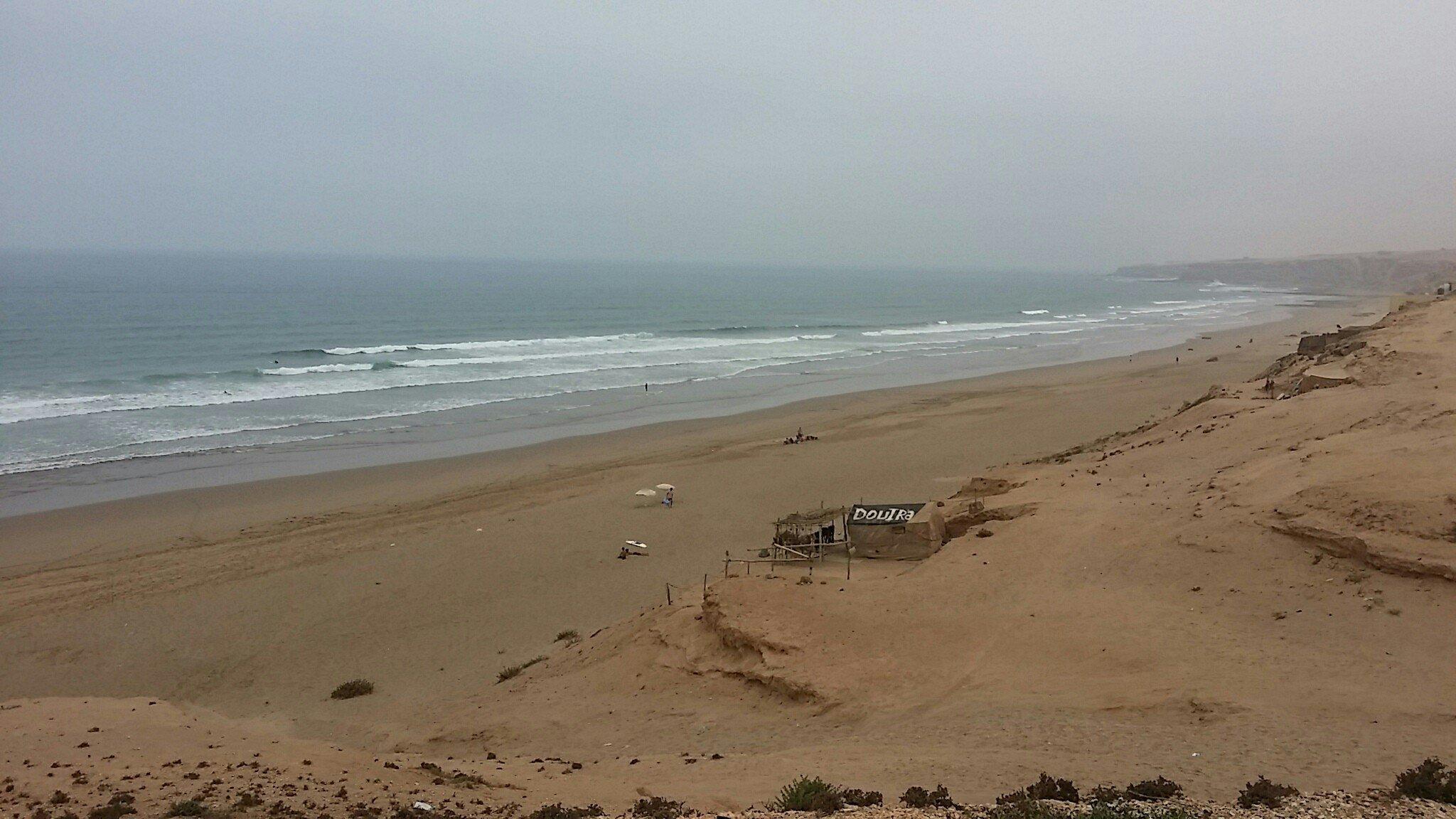Прямой эфир: сёрф-тур в Марокко авг'17