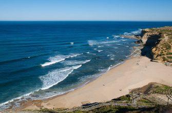 Сёрфинг в Португалии в ноябре 2017