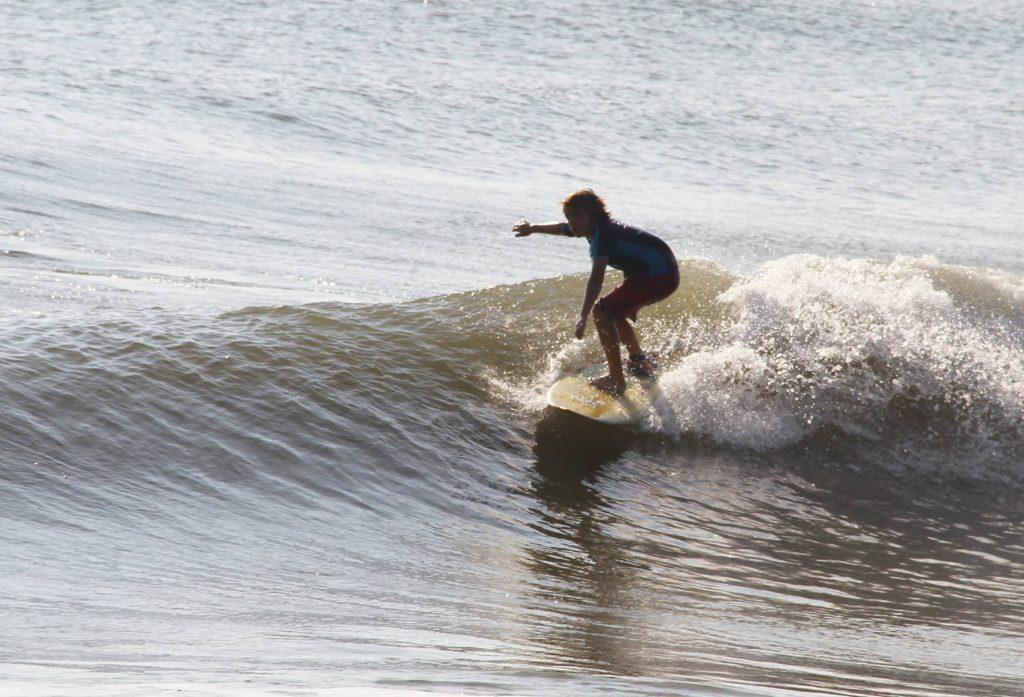 Сёрфинг в октябре на Гоа