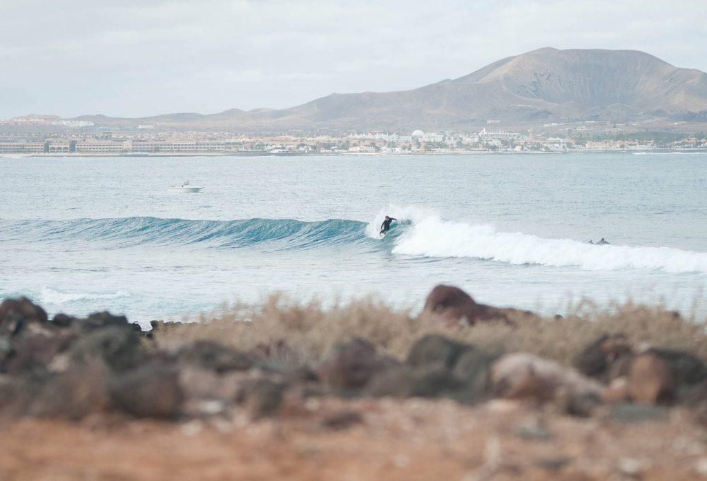Сёрфинг в октябре на Канарских островах