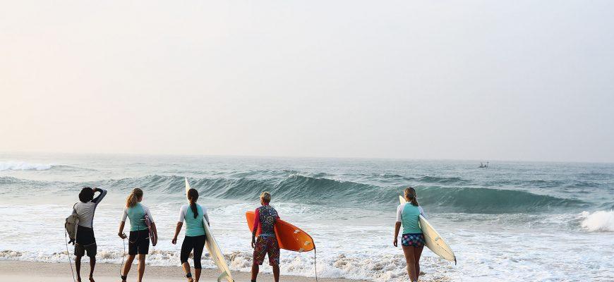 Новогодний сёрфинг тур на Шри-Ланку 2019