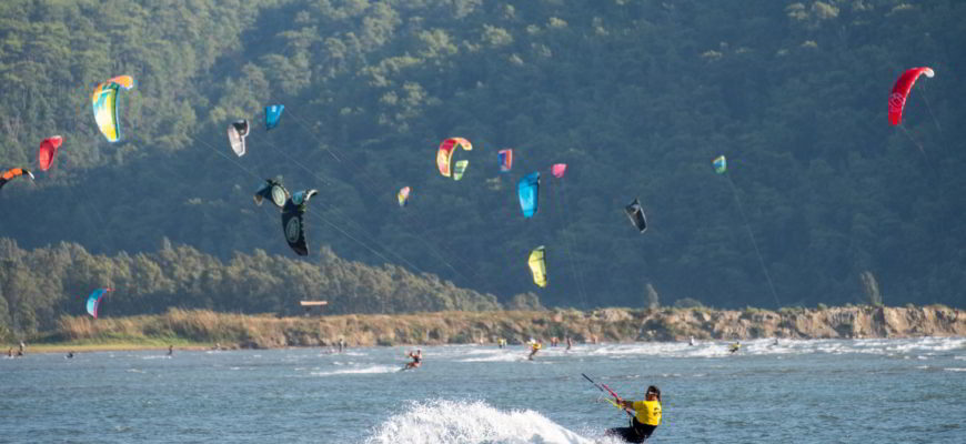 Сёрфинг в Турции