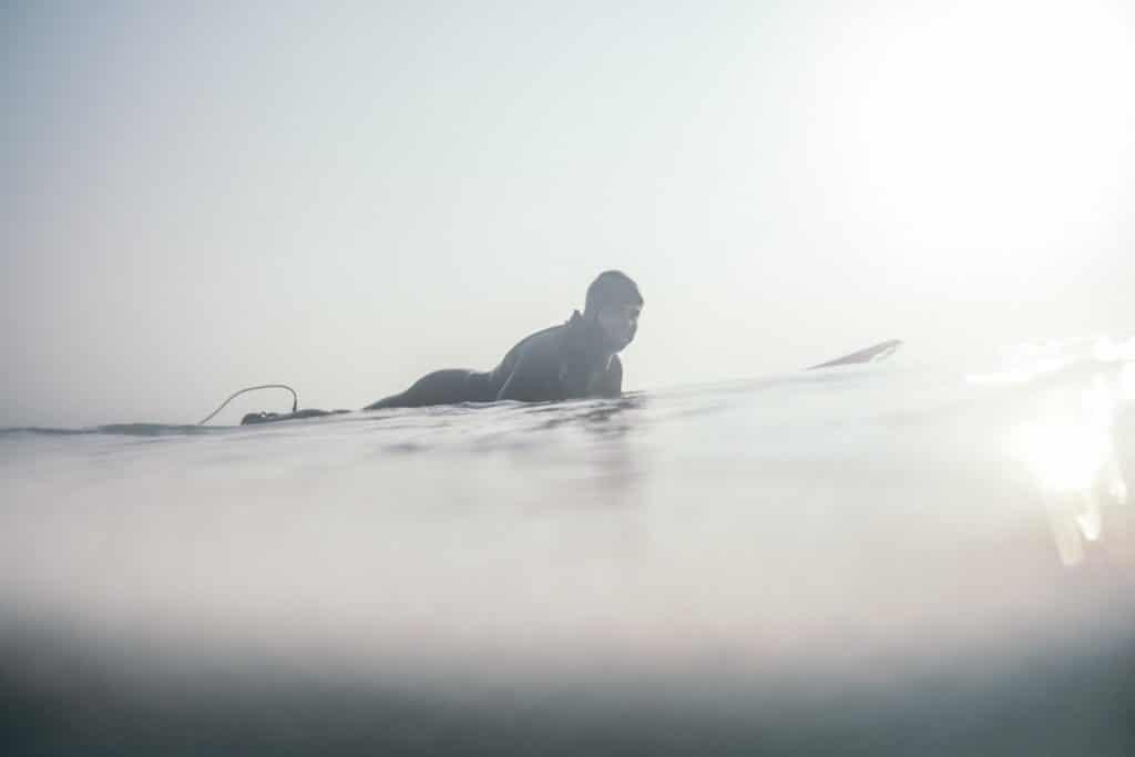 Сёрфинг на Камчатке